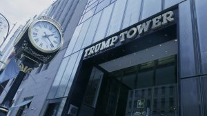 Photo of Trump Tower. Photo by Jenna Gray