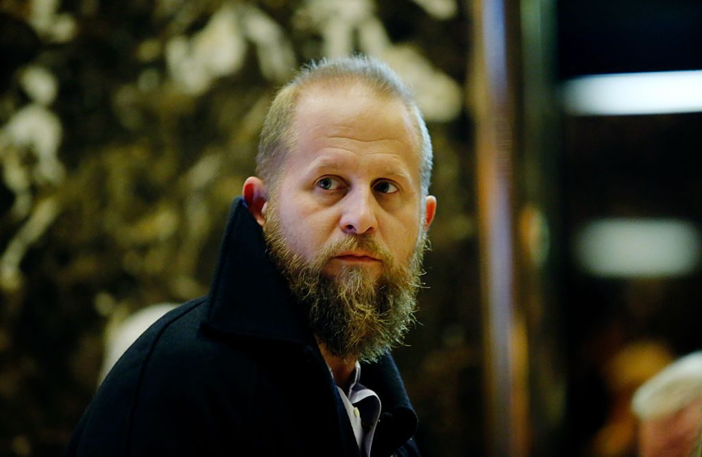 US President-elect Donald Trump's Digital Director Brad Parscale, arrives at the Trump Tower for meetings with US President-elect Donald Trump, in New York on November 17, 2016. / AFP / Eduardo Munoz Alvarez (Photo credit should read EDUARDO MUNOZ ALVAREZ/AFP/Getty Images)