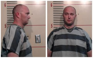 A combination photo shows Roy Oliver in Parker County Sheriff's Office booking photos in Weatherford, Texas, U.S. on May 5, 2017.    Courtesy Parker County Sheriff's Office via Reuters