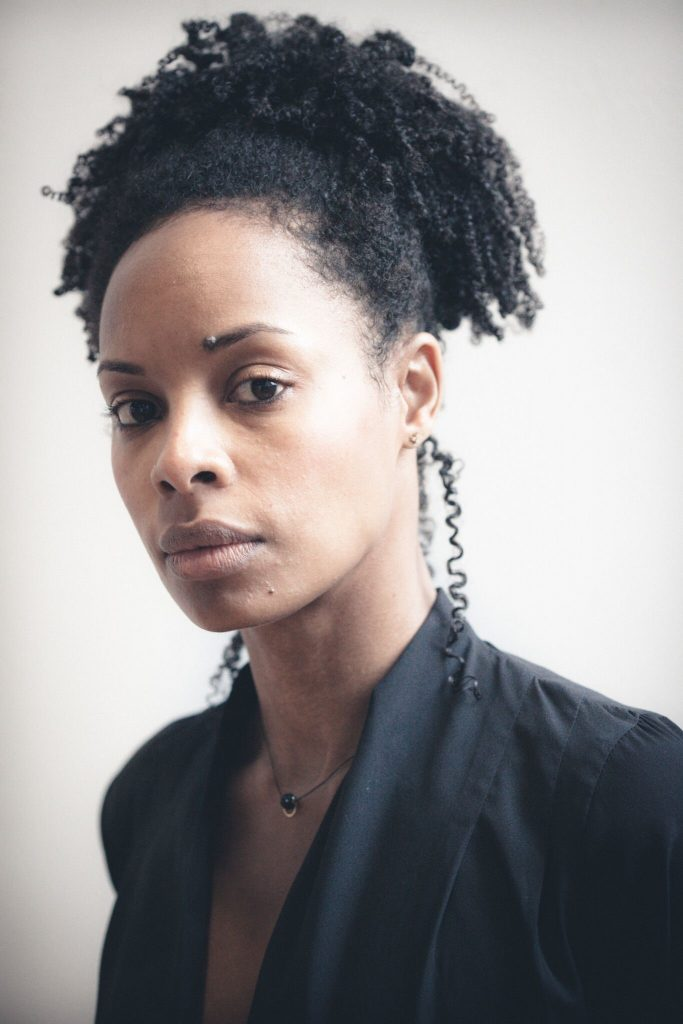 Nicole Sealey.