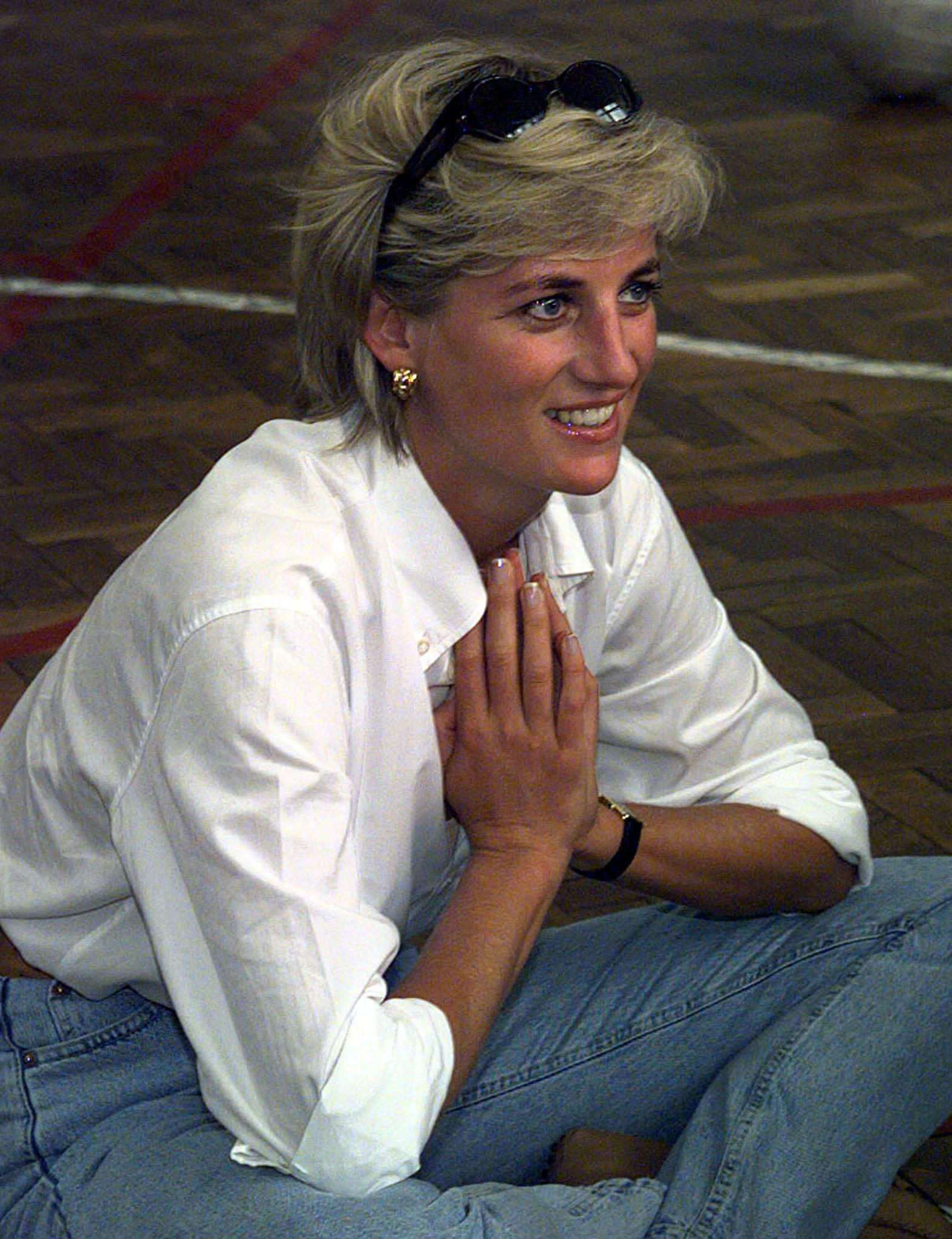The charities Princess Diana supported included Great Ormond Street Hospital, the National Aids Trust, the Leprosy Mission, Royal Marsden Hospital, English National Ballet, and Centrepoint, which helps homeless youth. Photo by Ian Waldie/Reuters