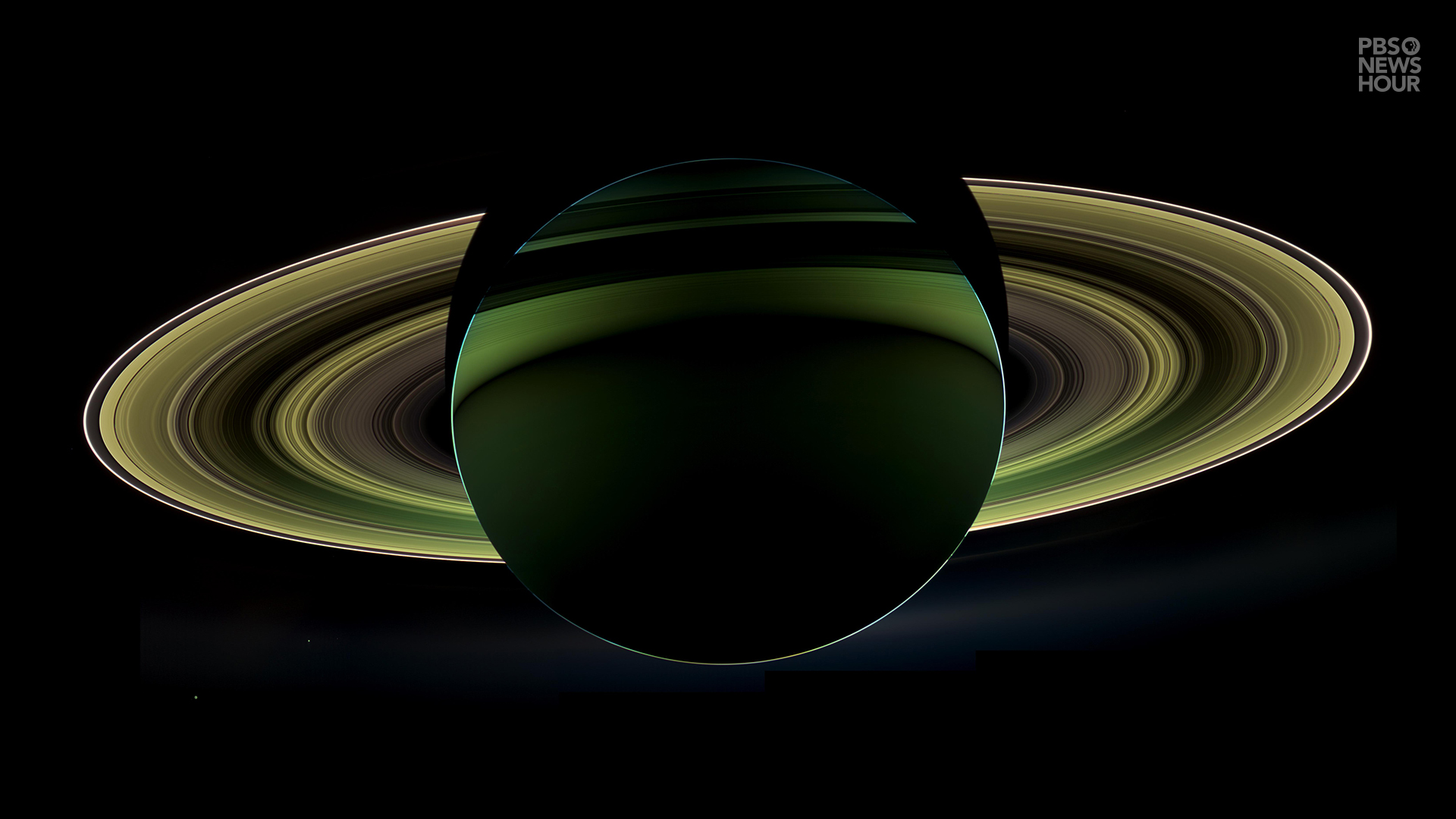Let Cassini Live Forever With These Desktop And Smartphone Wallpapers Pbs Newshour