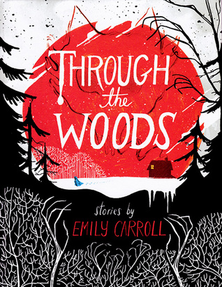 """Through the Woods."" Credit: Margaret K. McElderry Books"