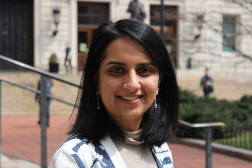Aditi Malhotra, The Teacher Project