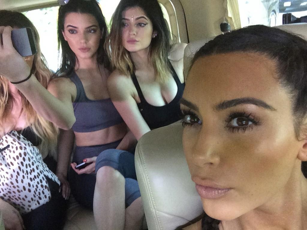 Photo by Kim Kardashian/Courtesy of Rizzoli