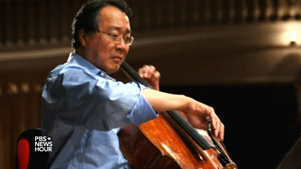 What Yo-Yo Ma is learning about life and music at 60