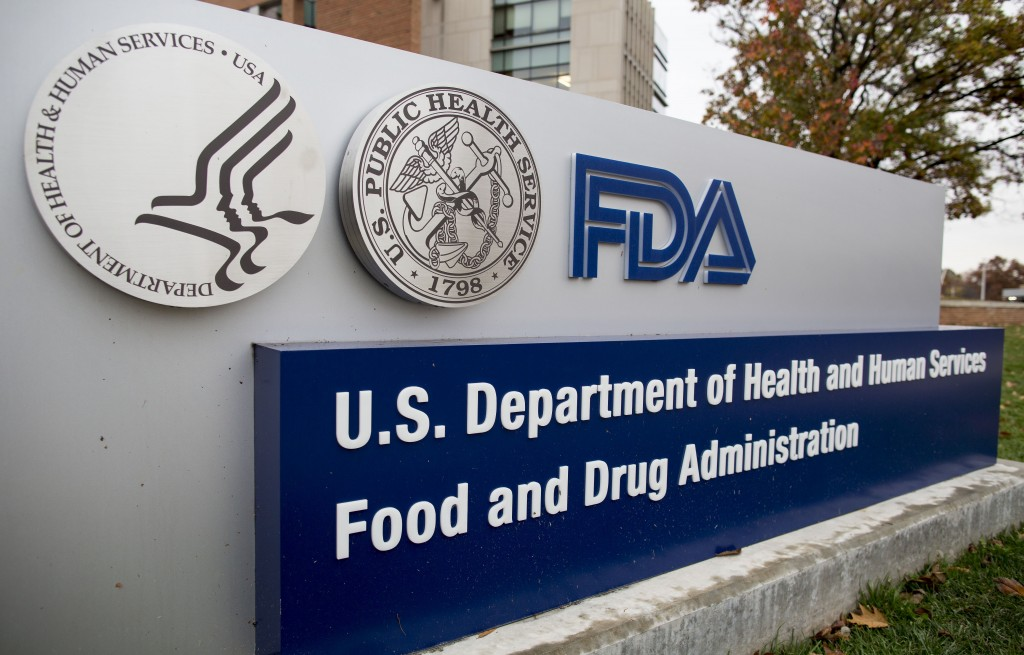 The outside of the Food and Drug Administration headquarters is seen in White Oak, Md., on Monday, November 9, 2015. The FDA is a federal agency of the United States Department of Health and Human Services and has been in commission since 1906. Photo By Al Drago/CQ Roll Call