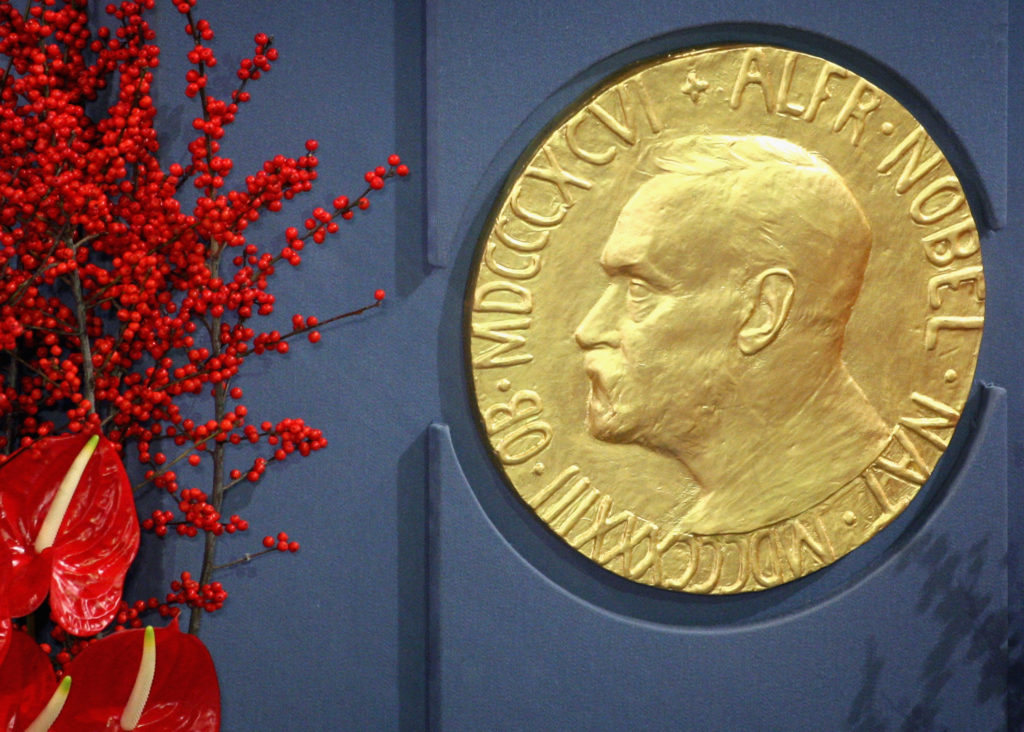 Nobel Prize ceremonies to be curtailed again due to pandemic