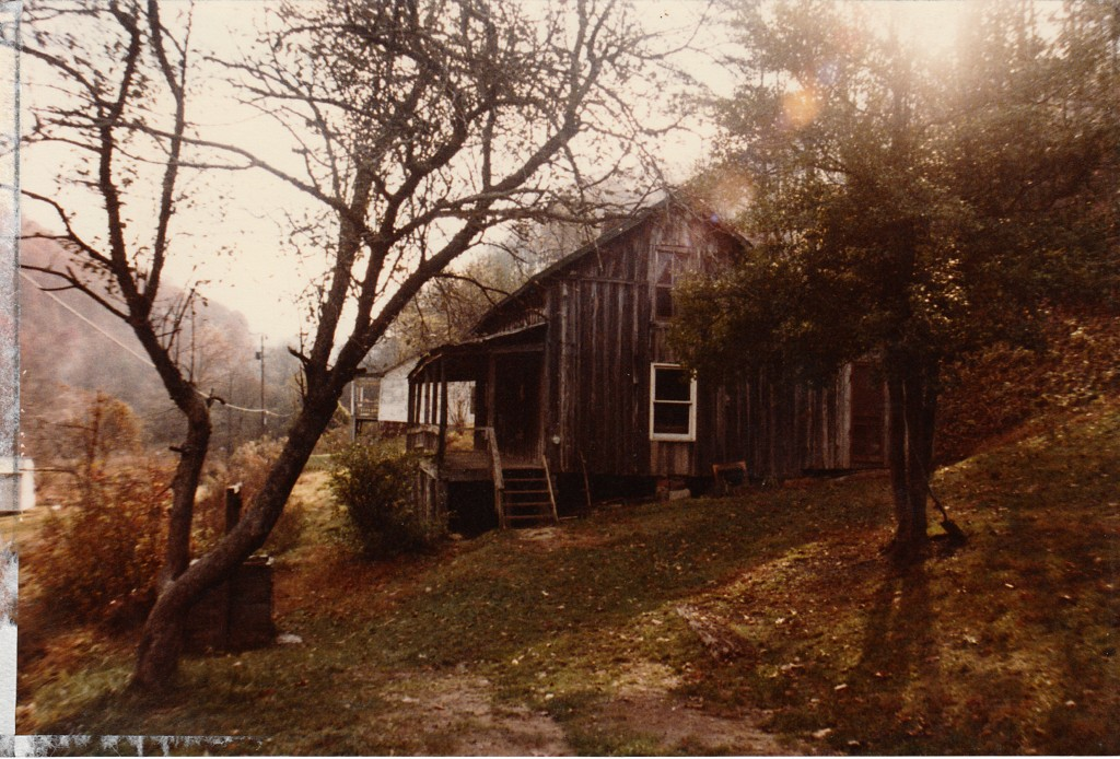 Loretta Lynn's childhood home in Butcher Hollow, Kentucky. Photo provided by Loretta Lynn Enterprises Inc.