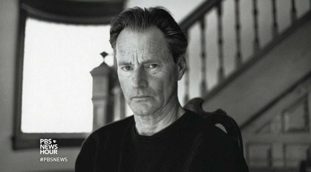 Sam Shepard gave voice to the drama of the heartland