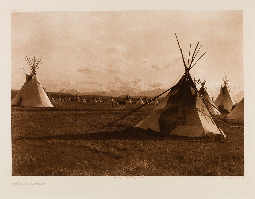 small michigan museum holds massive collection of edward curtis