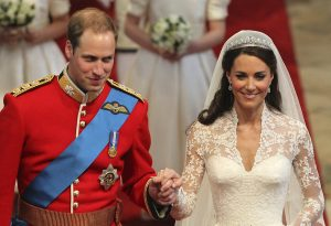 Britain's Prince William and his wife Catherine, duchess of Cambridge, are newlyweds on April 29, 2011. Photo by David Jones/Pool via Reuters