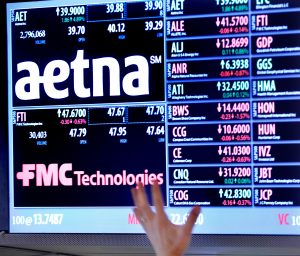 Thousands of people with HIV received mailed letters from Aetna last month that may have disclosed their HIV status on the envelope. Photo y Brendan McDermid/REUTERS/File Photo