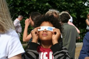Eclipse glasses. Photo by vbloke/via Flickr