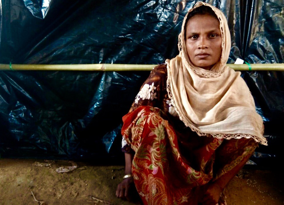Dildar Begum. Photo by Kysar Hamid
