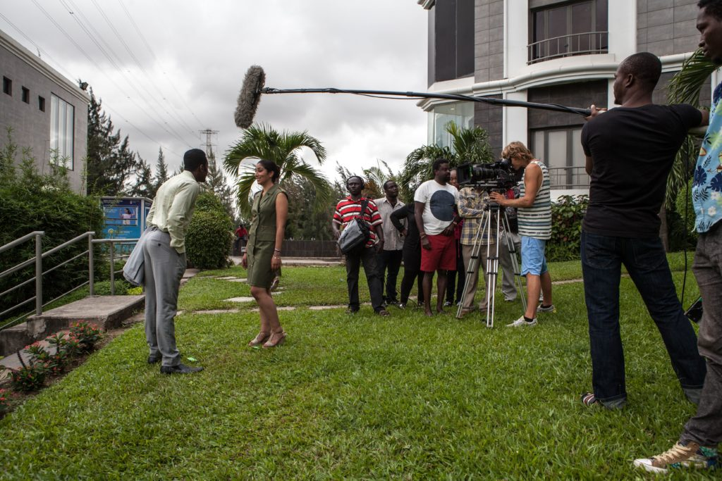 Inside Nollywood, the booming film industry that makes 1,500