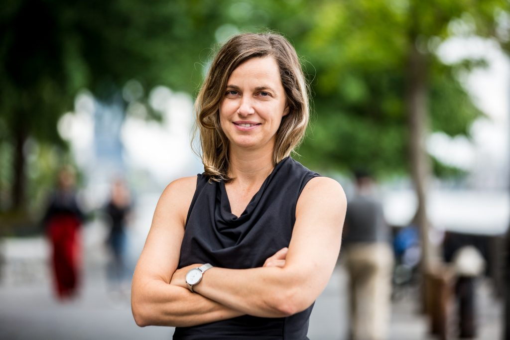 Kate Orff is a landscape architect, founder of SCAPE and a 2018 Mac…