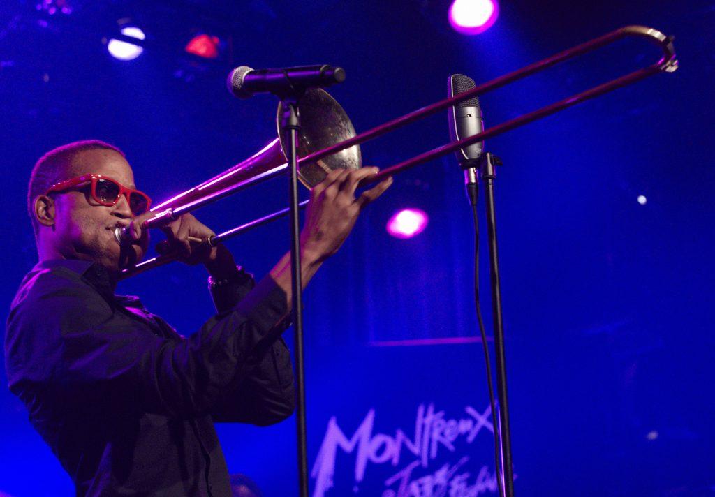 Trombone Shorty trains a new generation