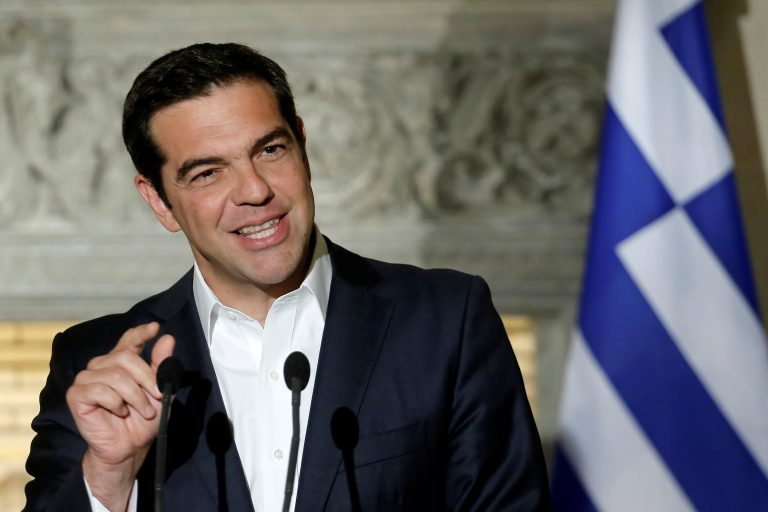 File photo of Greek Prime Minister Alexis Tsipras by Costas Baltas/Reuters