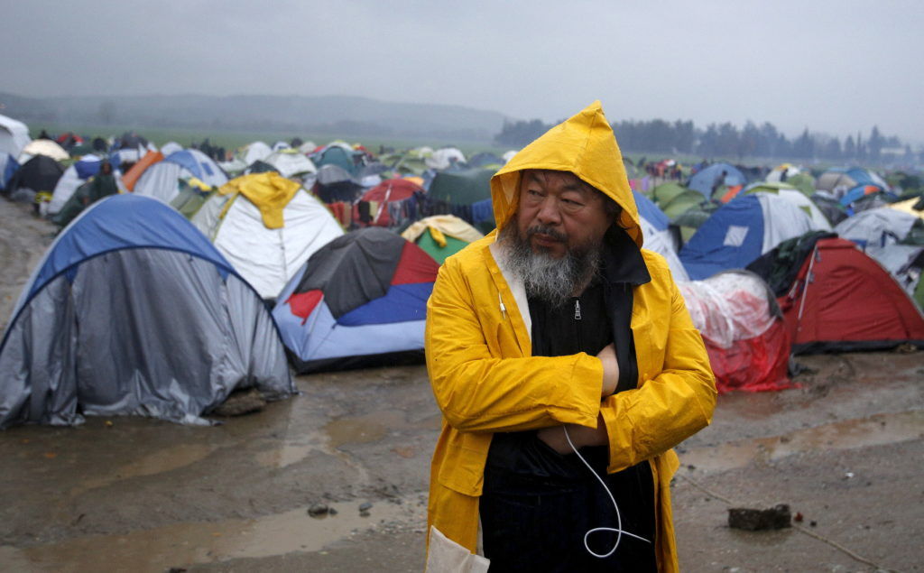 Ai Weiwei captures the global refugee crisis in 'Human Flow' | PBS NewsHour