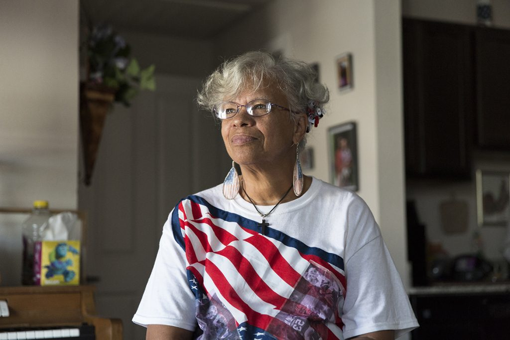 Years after silently combating sexual trauma, female veterans seek