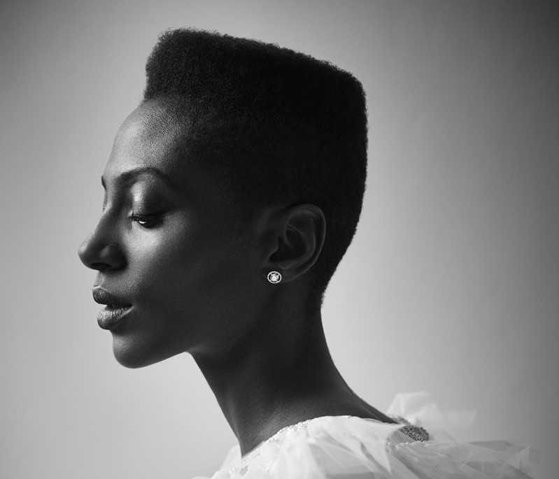 Poet Yrsa Daley-Ward for Violet Magazine by Nicole Nodland
