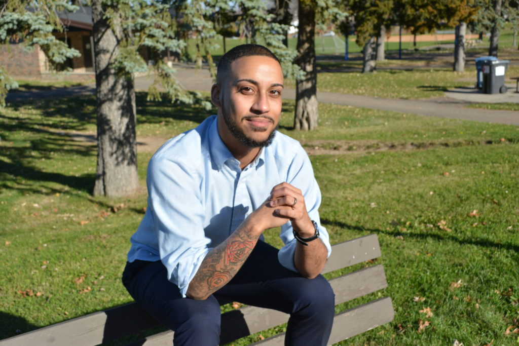 Phillippe Cunningham is the second transgender candidate to win a seat on the Minneapolis City Council. Photo courtesy of the Cunningham campaign.