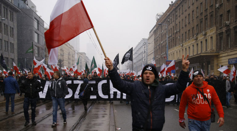 polish nationalists