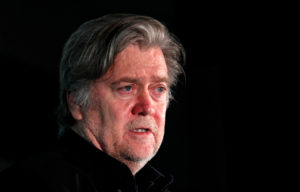 File photo of Steve Bannon by Kevin Lamarque/Reuters