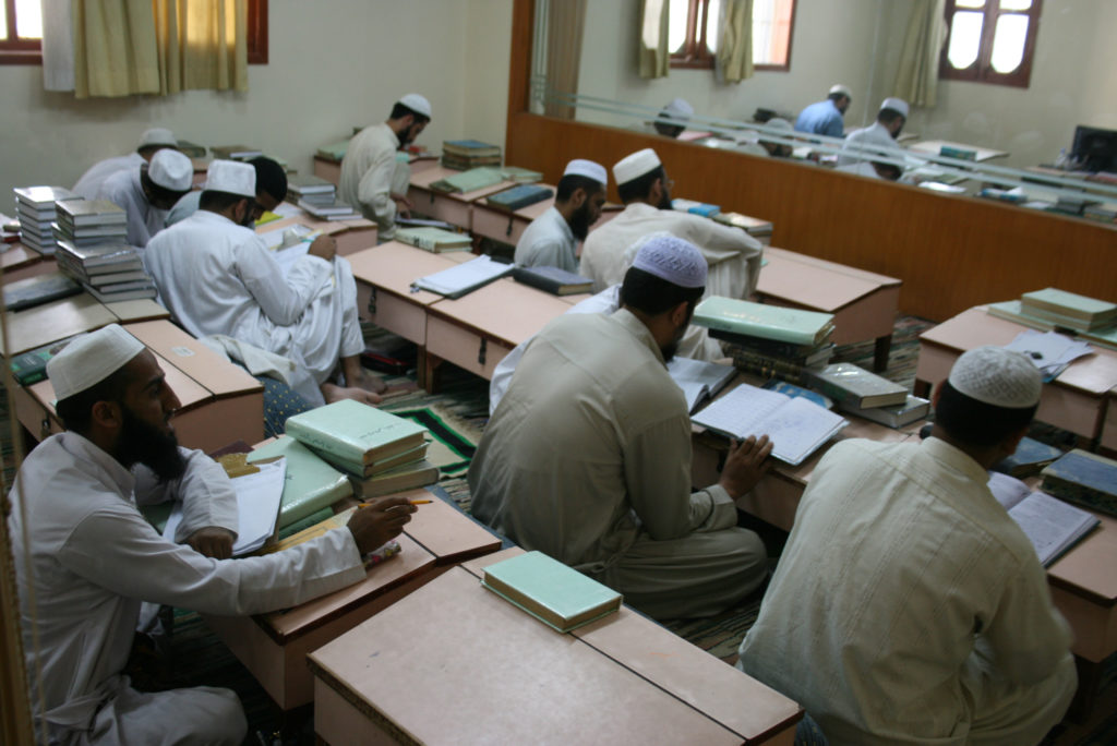 The madrassa offers in-depth study of the Quran. Photo by Larisa Epatko