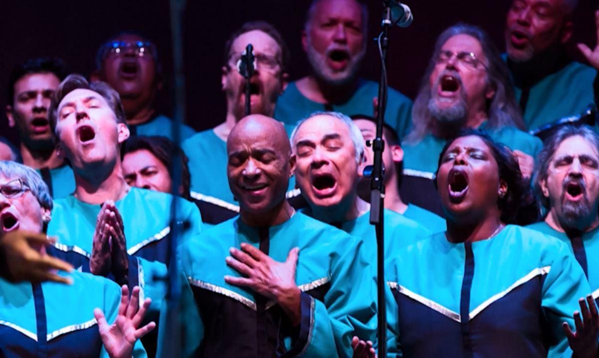 The Oakland Interfaith Gospel Choir