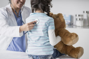 An estimated nine million children could become uninsured if the Children's Health Insurance Program loses funding. Nearly two million could lose insurance by Jan. 31, 2018, according to a new report. Photo by Terry Vine via Getty Images