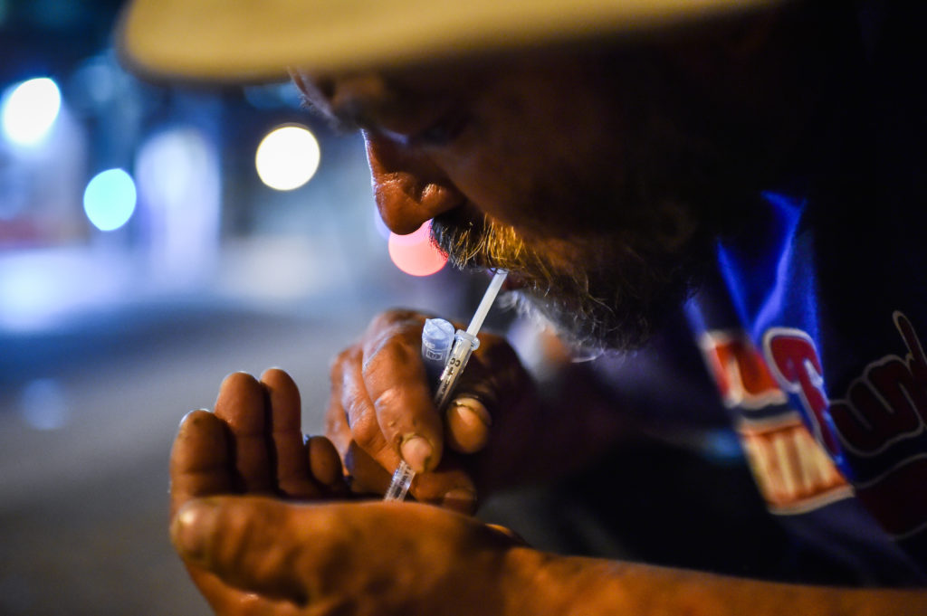 Doctors say medication-assisted therapy saves lives by keeping people from seeking heroin, especially when compared to going cold turkey. Photo by Salwan Georges/The Washington Post via Getty Images