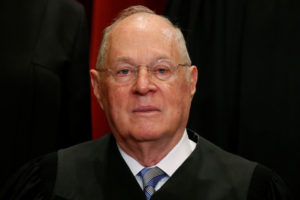 File photo of Justice Anthony Kennedy by Jonathan Ernst/Reuters