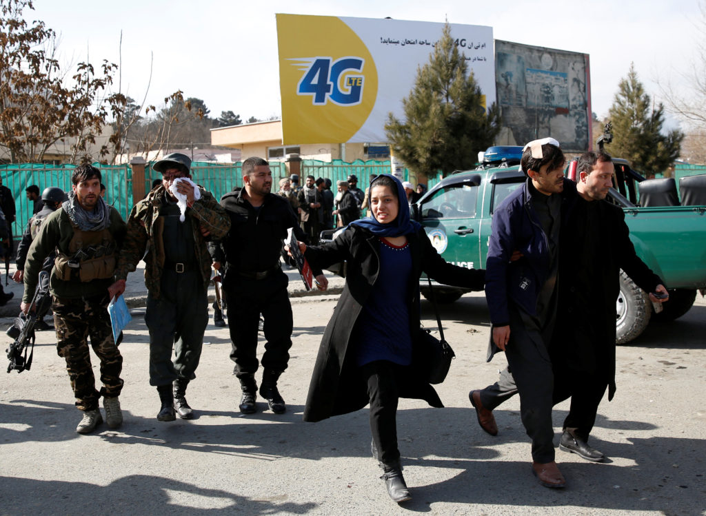 Afghan capital in shock after deadly ambulance bomb attack