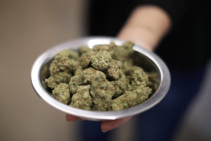 Louisiana is becoming the first Deep South state to dispense medical marijuana on Tuesday, four years after state lawmakers agreed to give patients access to therapeutic cannabis. Photo by REUTERS/Lucy Nicholson