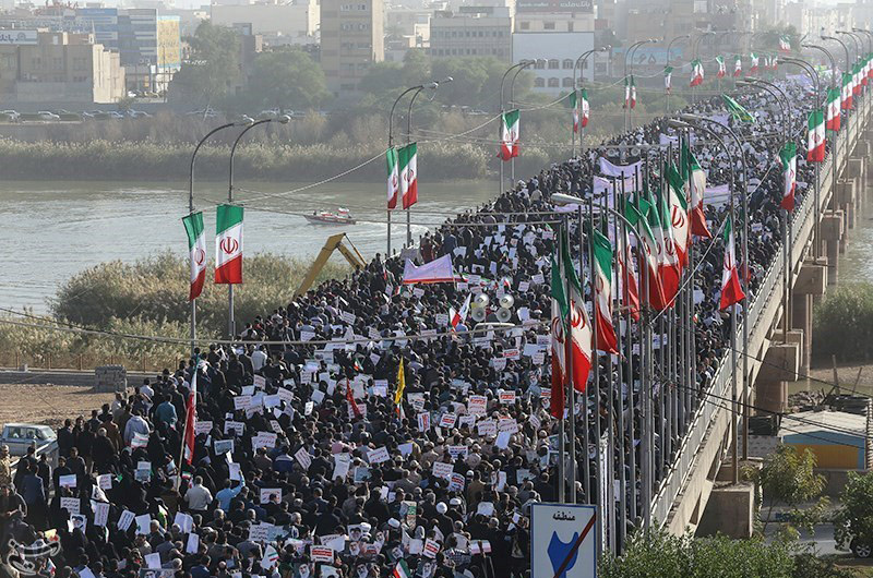 Key moments from the protests rocking Iran