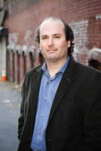 Author and journalist David Grann. Credit: Matt Richman.