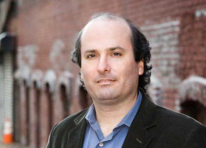 Author and journalist David Grann. Credit: Matt Richman.