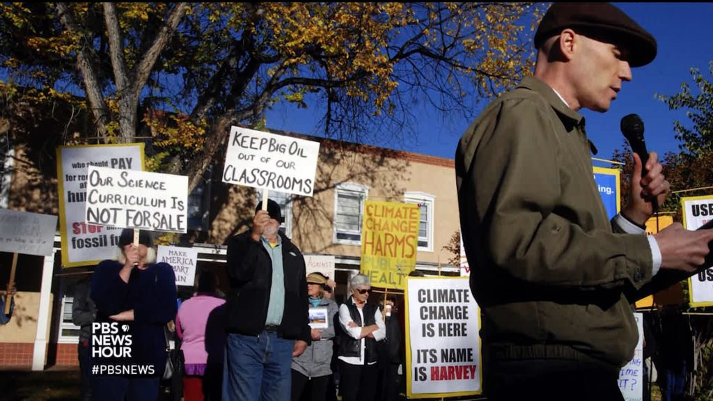 Educational Malpractice Child >> Some States Are Trying To Downplay Teaching Of Climate Change