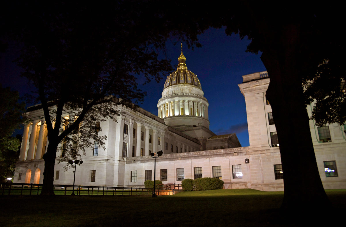 CHARLESTON, WV -JUNE 26: The State Capitol building in Charleston is actually taller than the U.S. Capitol in Washington, D.C. -Charleston is the destination for the traveler who enjoys food, music, nature and rural culture in a mid-size city. (Photo by Michael S. Williamson/The Washington Post via Getty Images)