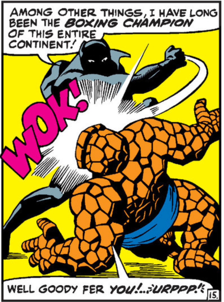 opinion why black panther and other comic books belong in the
