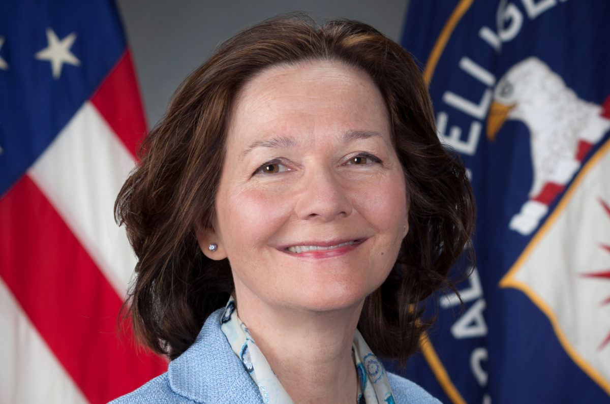 Gina Haspel, a veteran CIA clandestine officer picked by U.S. President Donald Trump to head the Central Intelligence Agency, is shown in this handout photograph released on March 13, 2018. Photo via CIA/Handout via Reuters