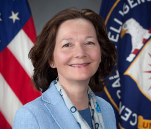 Gina Haspel, a veteran CIA officer picked by President Donald Trump to head the Central Intelligence Agency, is shown in this handout photo released on March 13. CIA/Handout via Reuters