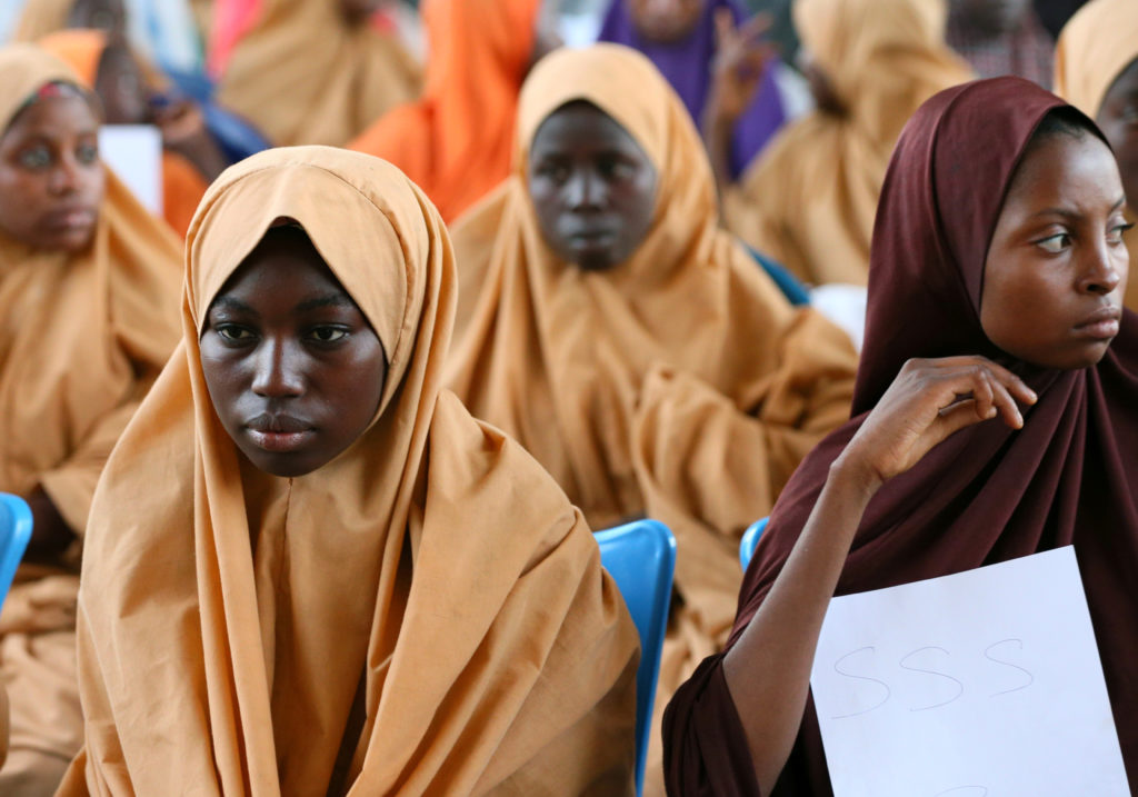 Five of the girls died during captivity. Photo by Afolabi Sotunde/Reuters