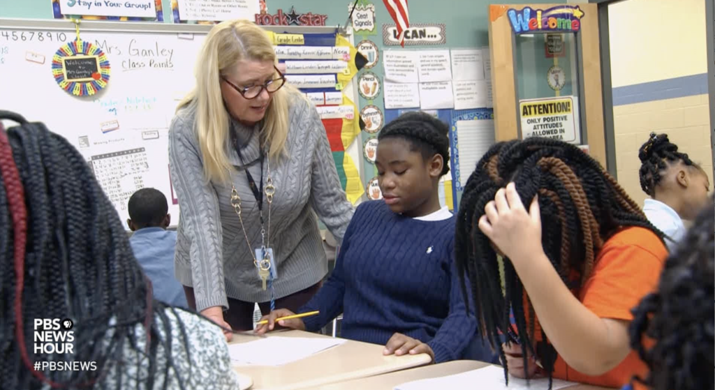Cleveland schools stay positive to reduce chronic absences