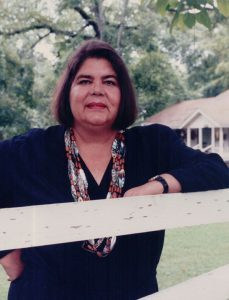 Wilma Mankiller. Courtesy of the Wilma Mankiller Foundation