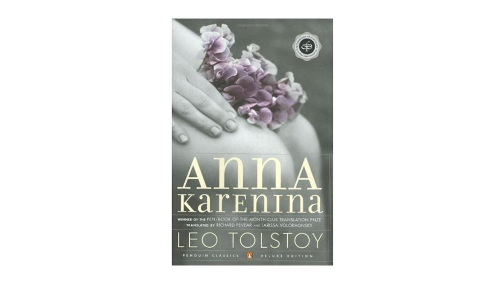 """""""Anna Karenina"""" Credit: Penguin Classics"""