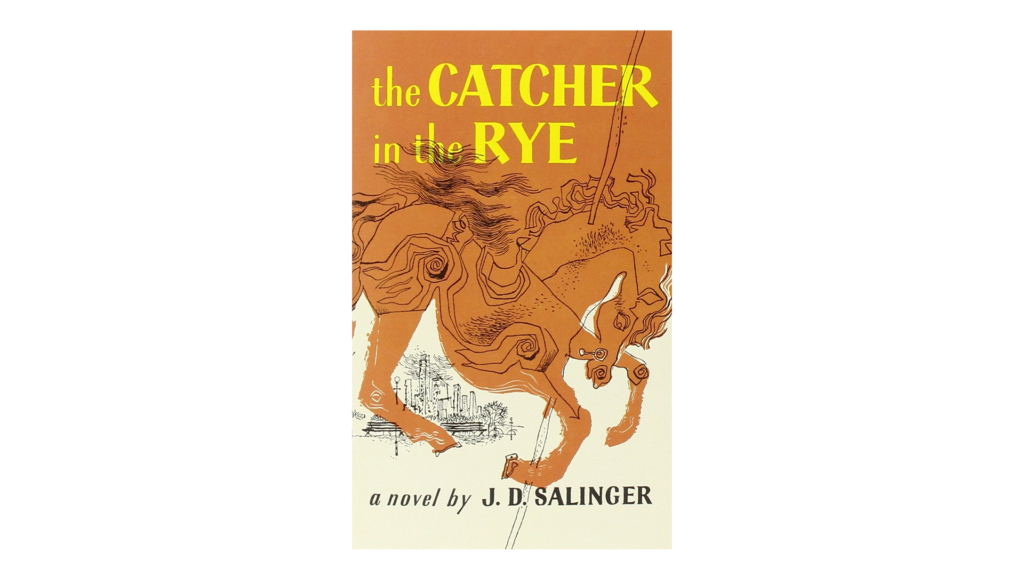 """The Catcher in the Rye"" Credit: Little, Brown and Company"