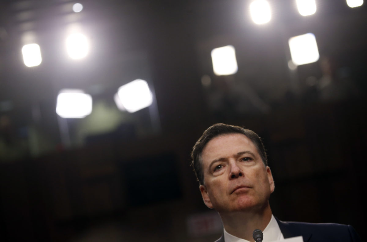 Read the full report on the FBI's handling of the Clinton email